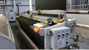 Pojedyncze boczne detektory metalu Eriez Metalarm 7000