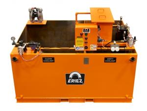 Systemy recyklingu płynów chłodzących Eriez