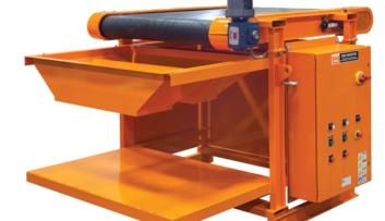 Separator magnetyczny do stali nierdzewnej