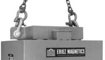 Biegunowe magnesy podnośnikowe do zwojów