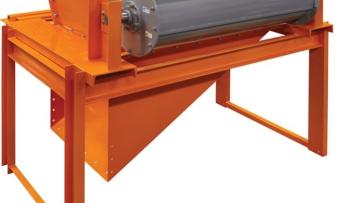 Separatory metali do długich prętów