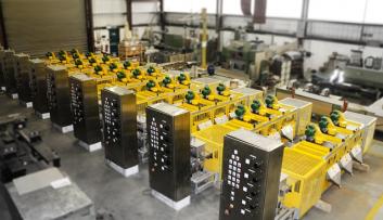 Separatory elektromagnetyczne do oczyszczania kwarcu dla przemysłu szklarskiego